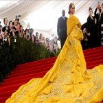 rihanna met gala dress